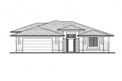 5016 PAINTED TURTLE LANE – MAGNOLIA FLOORPLAN (LOT 5-3C)