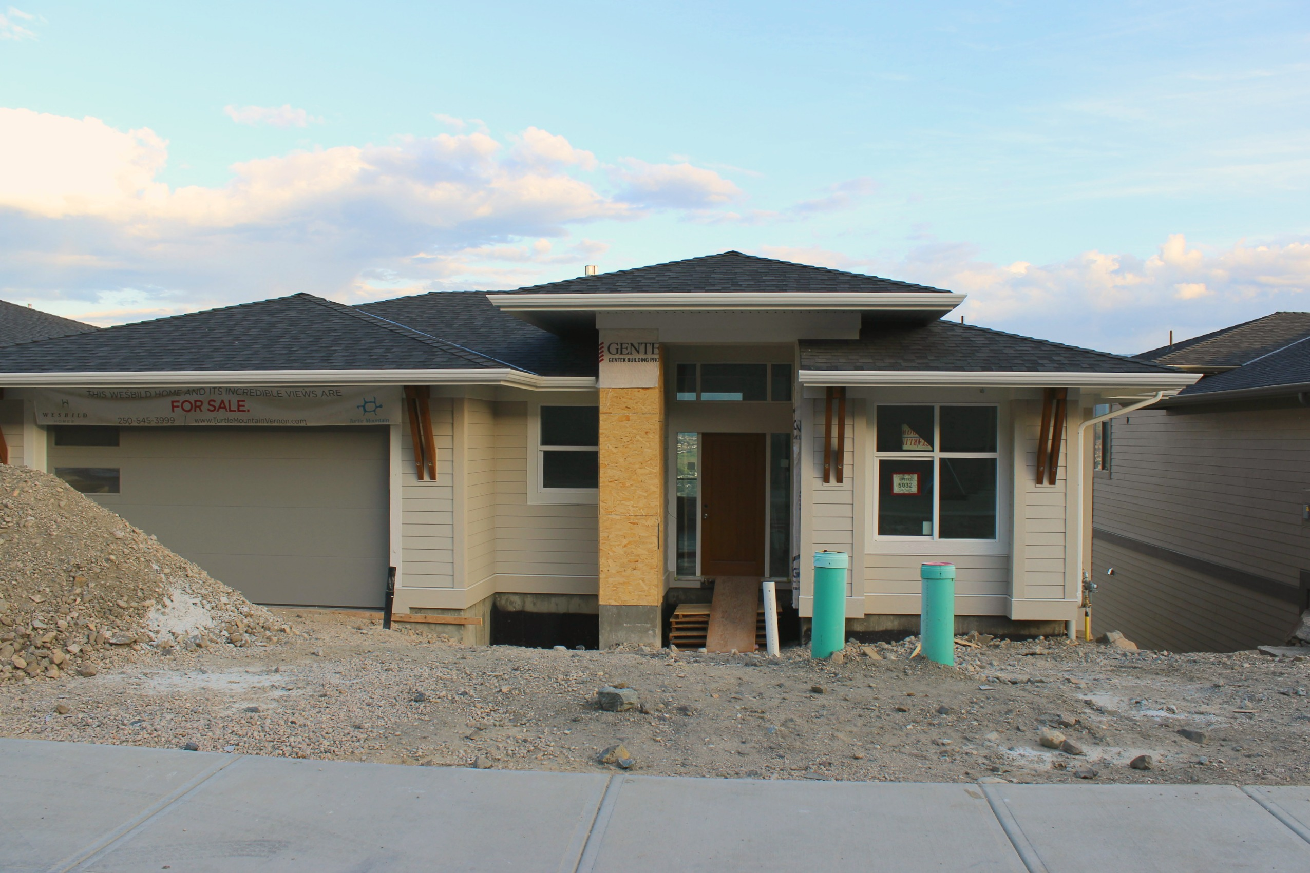 5032 TURTLE POND PLACE – HAWTHORNE FLOORPLAN