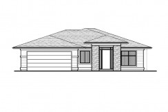5024 TURTLE POND PLACE – ROWAN FLOORPLAN (LOT 8-3C)