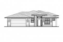 5032 TURTLE POND PLACE – HAWTHORNE FLOORPLAN (LOT 10-3C)